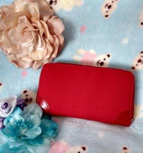Новый кошелек Cacharel + подарок