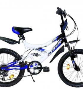 Велосипед горный подростковый Lider Favorit