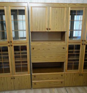 3 шкафа от стенки