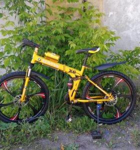 Велосипеды на литых дисках Бмв, Мерседес