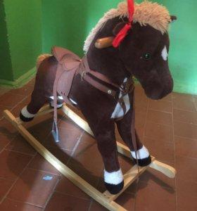 Игрушка 'лошадка»