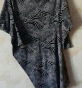 Платье плечо на бок