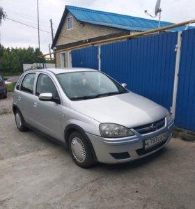 Opel Corsa, 2003