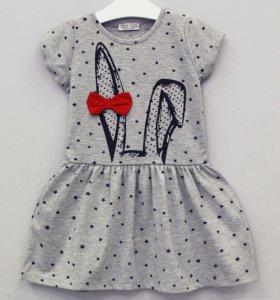 Платье для девочек размеры 98, 104, 110, 116