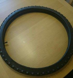 Новая покрышка, шина для велосипеда 26 дюймов