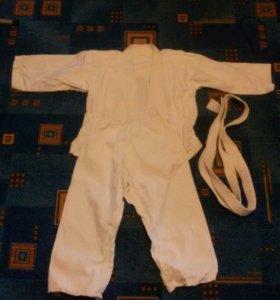Кимоно на ребёнка 6-9лет