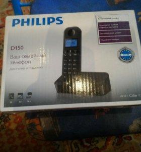 Телефон домашний трубка