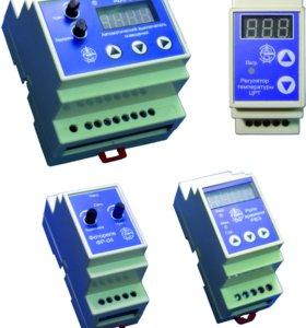 терморегуляторы, таймеры