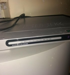 DVD BBK DV3125si(б/у ;работает)