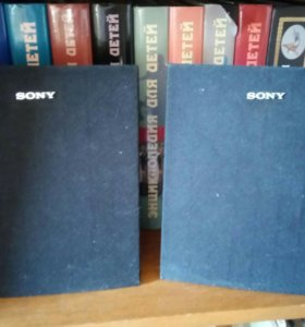 2 колонки Sony бу рабочие