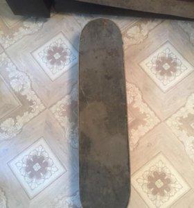Скейтборд бу