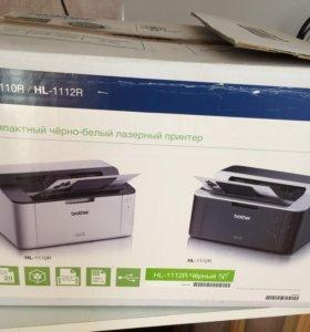Принтер лазерный мало бу