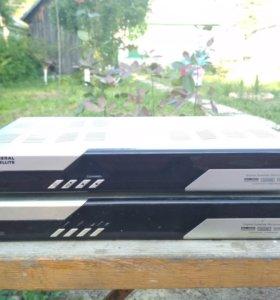 Два спутниковых ресивера DRE-5000 и DRE-7300