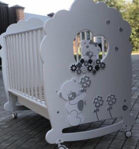Кровать Baby Expert Serenata