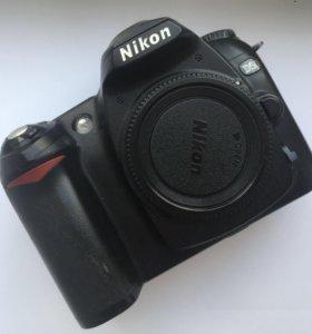 Фотоаппарат Nikon D50