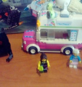 Lego movie 70804