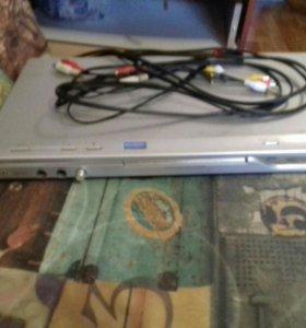 DVD/VCD/CD PLAYER LG