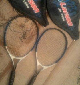 Ракетки для большого тенниса Larsen JR-2600
