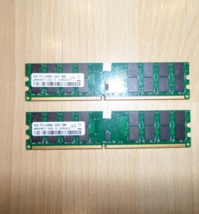 Продам новую оперативку для AMD DDR2 800Ghz 4Gb