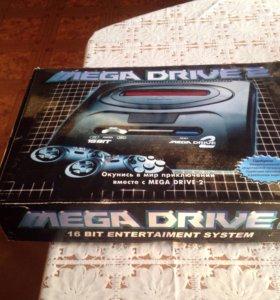 Sega+картриджи(16 игр)