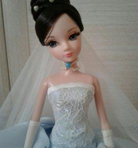 Кукла Соня.голубой бриллиант