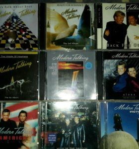 CD диски из личной колекции
