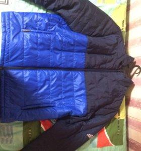 Куртка Adidas climastorm(original)