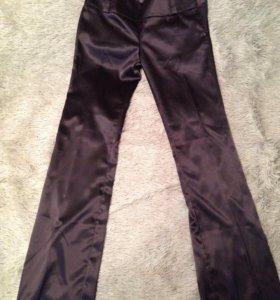 Шелковые брюки OGGI