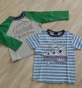 Тонковка и футболка, р98/104