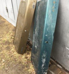 крышка багажника на ВАЗ 21099.