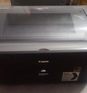 Принтер лазерный Canon i-sensys LBP2900B