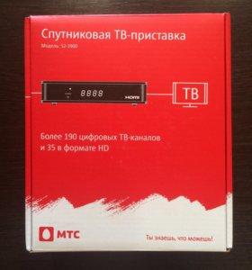 Спутниковая тв приставка МТС s2-3900