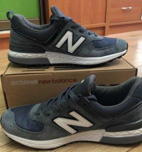 New Balance 574 - мужские кроссовки