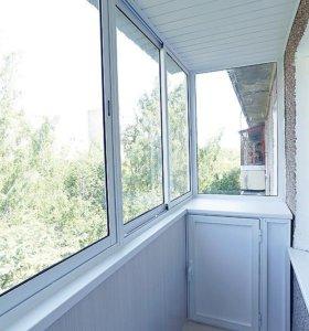 окна, двери, лоджии от производителя
