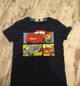 110-116р футболка H&M новая