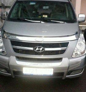 Hyundai H-1, 2011