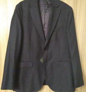 Пиджак Massimo Dutti р.52-54 новый