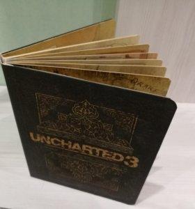 Uncharted 3 специальное издание
