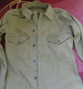 Куртка от танкового комбеза