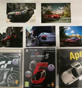 Gran Turismo 5 ps3 коллекционное издание