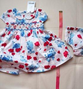 """Набор """"Next"""": платье + трусики"""