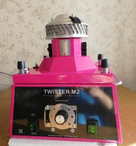 Аппарат для сахарной ваты ттм twister-M2