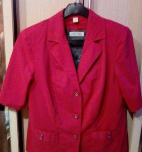 Летний пиджак,новый