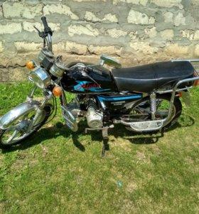 Аlpha crosser 50cc