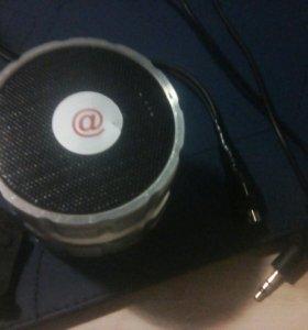 Калонка с SD+USB+радио