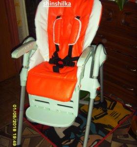 двух и односторонние чехлы на стулья для кормления