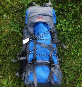 Туристический рюкзак на 60 л с каркасом