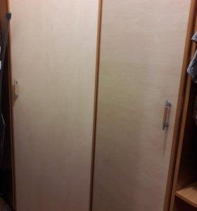 Прихожая (шкаф + угловой шкаф)