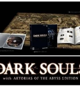 Dark Souls with Artorias of the Abyss Edition PS3