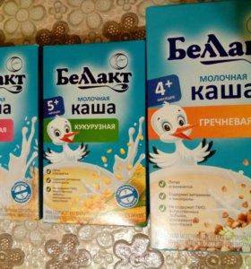 Каши молочные Беллакт